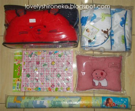 Baby Set Bantal Peyang 5 i am what i post belanja perlengkapan bayi part 2