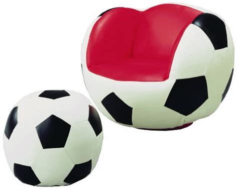 soccer chair and ottoman crown mark soccer chair ottoman furniture ottomans