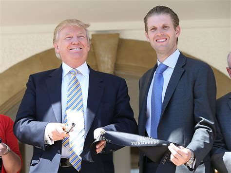 brothers at center of trump lawsuit reunite with one donald trump eric trump says u s will gain respect if
