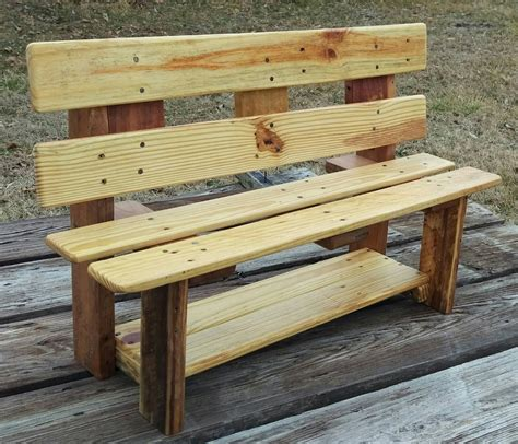 Handmade Furniture Ideas - 16 genius handmade pallet wood furniture ideas you will