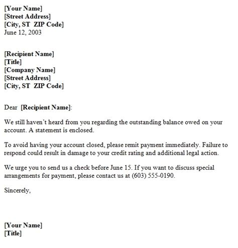 Demand Letter To Pay Payment Demand Letter Template Sle