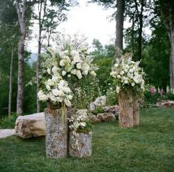 Backyard Wedding Ending Rustic Backyard Wedding Best Photos Wedding Ideas
