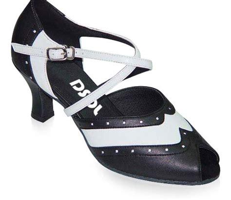 swing dance sneakers black white swing sj603501