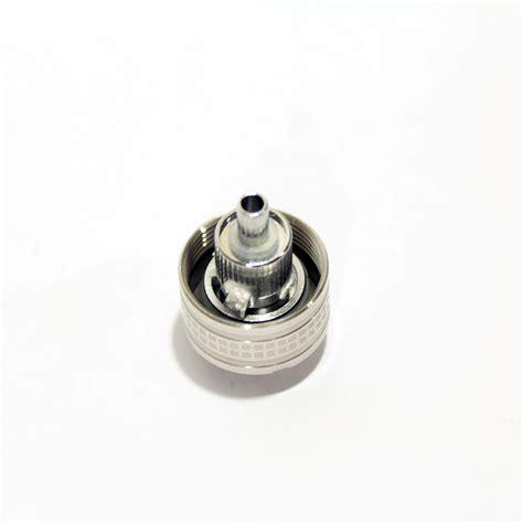 Innokin Iclear Drip Tip 13 Dual Coil Clearomizer Non Rotatable Hitam innokin iclear x i pyrex glass dual coil clearomizer rotatable drip tip 1 5 ohm silver