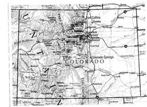 colorado gold maps hollowayscience mining maps