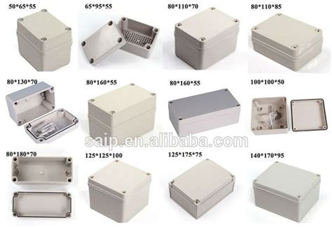 Juntion Box 110 X 80 X 70 Ag 0811 saipwell saip best selling electronics 140 170 95mm abs pc