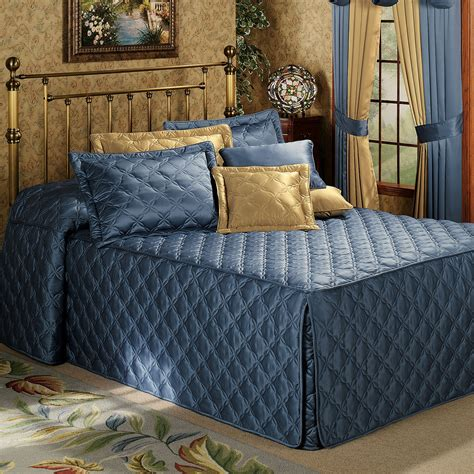 fitted coverlet fitted bedspreads young blue pretty colors