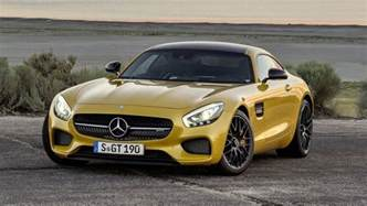 2015 mercedes amg gt revealed car news carsguide