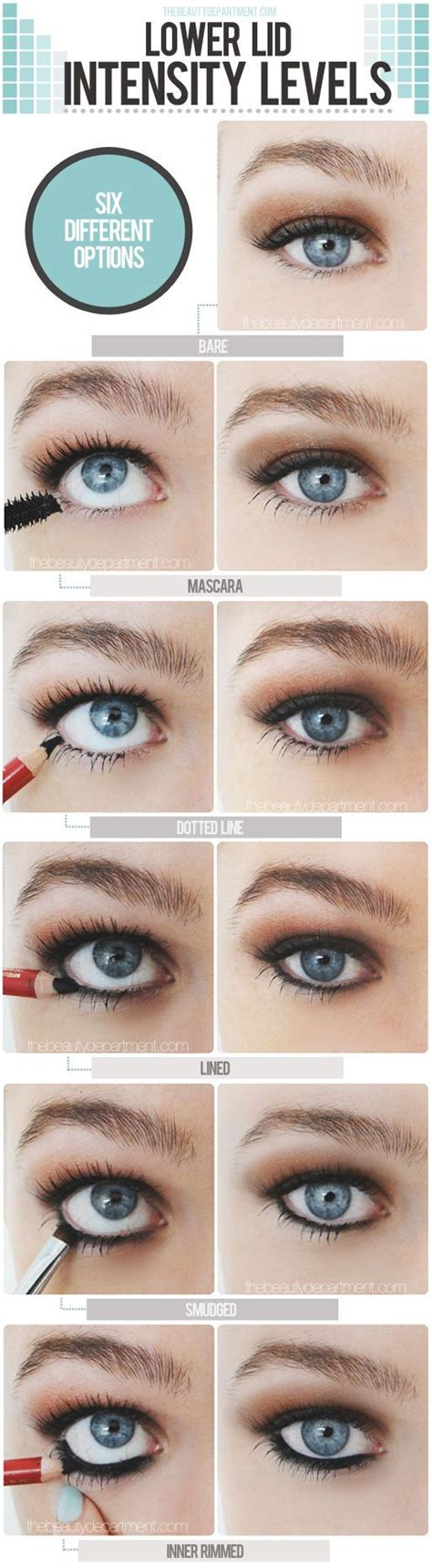 eyeliner tutorial bottom 25 best ideas about bottom eyeliner on pinterest face