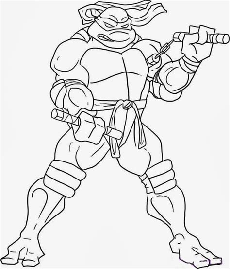 ninja turtle coloring pages full size all ninja turtle coloring pages