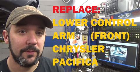 how to replace install front lower control arm 06 10 ford explorer buy auto parts at 1aauto com replace front lower control arm chrysler pacifica youtube