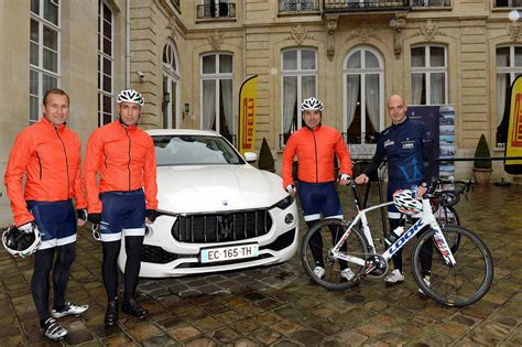maserati modena paris modena 2016 une course cycliste pour la bonne