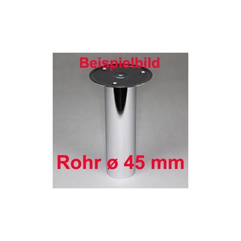Barkonsole Edelstahl Optik H 220 mm anschrauben Holz