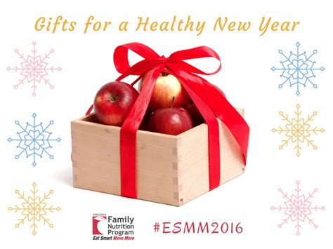 gifts to eat gifts for healthy eaters eat smart move more