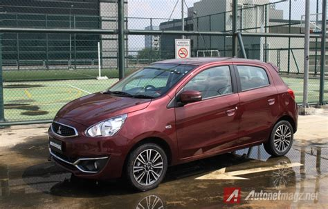 mitsubishi indonesia 2016 mitsubishi mirage facelift 2016 indonesia autonetmagz