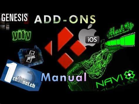 category addons addons iwillfolo best repos and addons kodi isengard setup kodi iptv xbmc