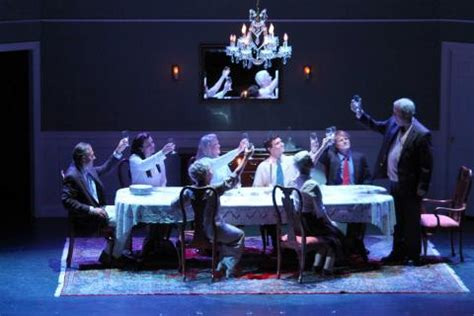 Ar Gurney The Dining Room The Dining Room July 2011 Saybrook Stage Company