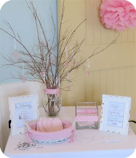 Tree For Baby Shower by Sweet Beginnings Baby Shower Wishing Tree Ideas