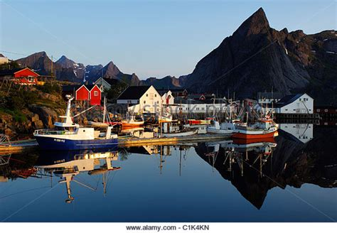 Norway, Nordland, Lofoten Islands, Moskenes Island, the
