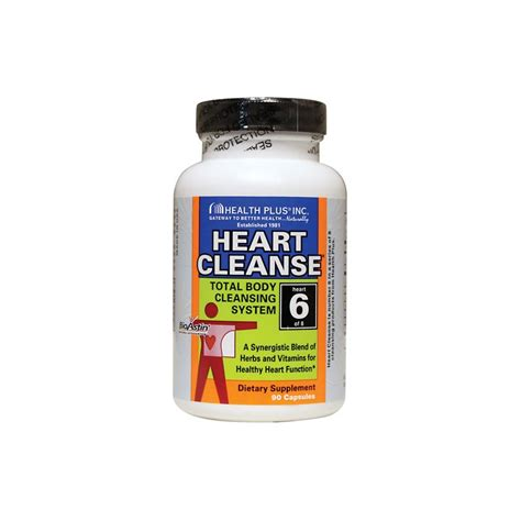 Cardiovascular Detox by Cleanse 90 Caps