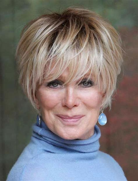 short hairstyles for women over 50 buzzle very stylish short haircuts for older women over 50 page