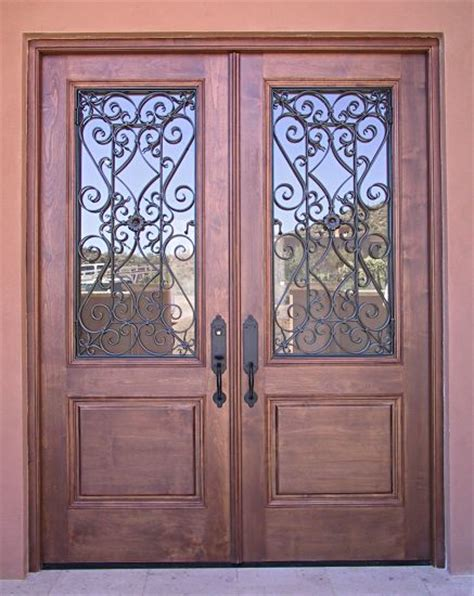 Current Work Wgh Woodworking Mexican Front Doors