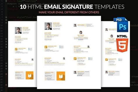 best 25 email signature templates ideas on pinterest