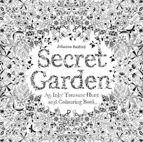secret garden coloring book instagram s a garden coloring page