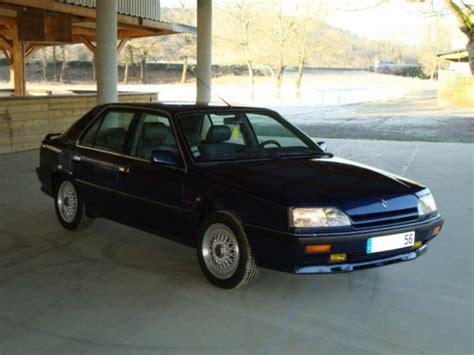 renault 25 baccara ma renault 25 v6 turbo baccara de cf 1985