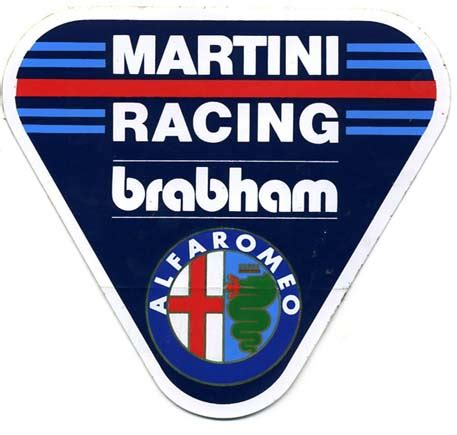 Aufkleber J Germeister Racing Team by M 193 Quinas Bar 195 O Junior Itapetininga Brabham