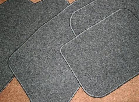 subaru legacy carpeted floor mats black color part no