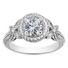 1000  images about Vintage wedding rings on Pinterest