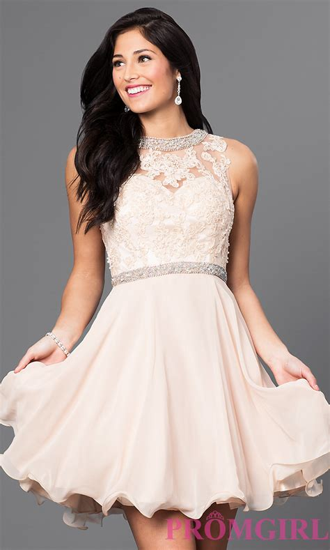 Grade Premium Low Price Rakha Dress sleeveless lace bodice homecoming dress promgirl