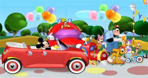 Mickey Mouse Clubhouse Road Rally mickey mouse clubhouse road rally adventure playhouse