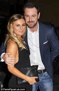 Danny Dyer S Daughter Dani Dyer Threatens Fan Daily Mail Online