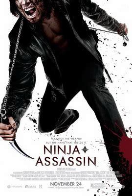 film ninja assassin part 1 ninja assassin rain