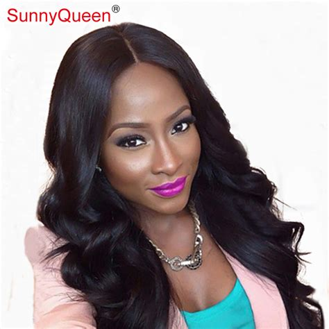 aliexpress queen hair full lace human hair wigs for black women 7a brazilian