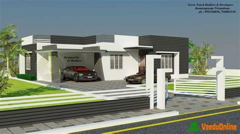 single floor kerala home design 1370 sq ft