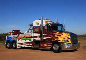 Tow Truck Accessories Australia February Rig Of The Month Truckin