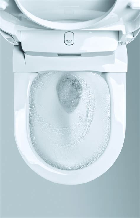 Combined Toilet And Bidet System Grohe Sensia Arena Toilet With Bidet Function Tooaleta