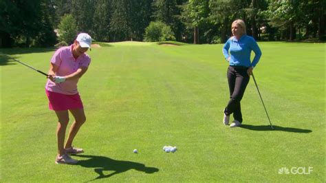 swing fix golf channel swing adjustments tips for pregnancy golf channel