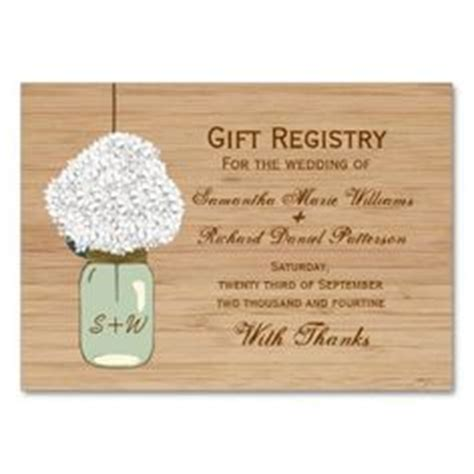 free template registry card 1000 images about wedding theme business cards on