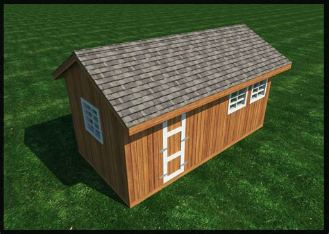 build      gable roof shed diy plans fun