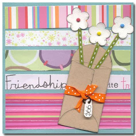 Handmade Friendship Greeting Cards - handmade friendship cards kentscraft