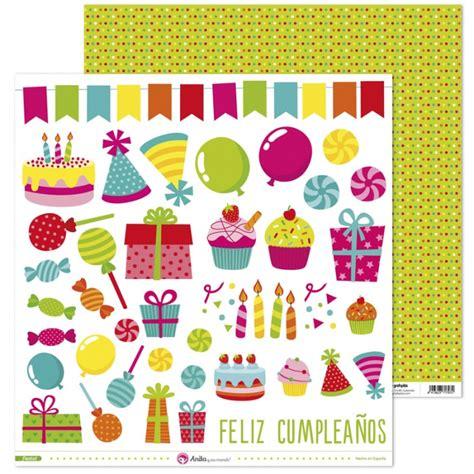 papel para imprimir y decorar imagenes y dibujos para imprimir 8 ideas scrap para decorar una fiesta de cumplea 241 os