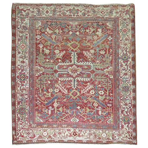 square rugs for sale square heriz rug for sale at 1stdibs