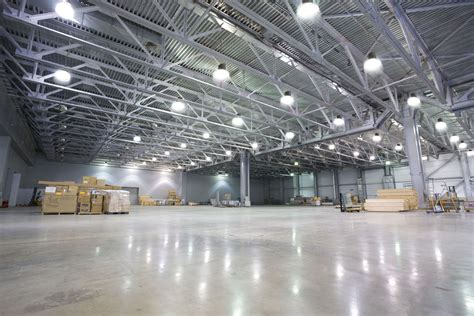 Industrial Led Lighting Fixtures Everything You Need To About High Bay Lighting