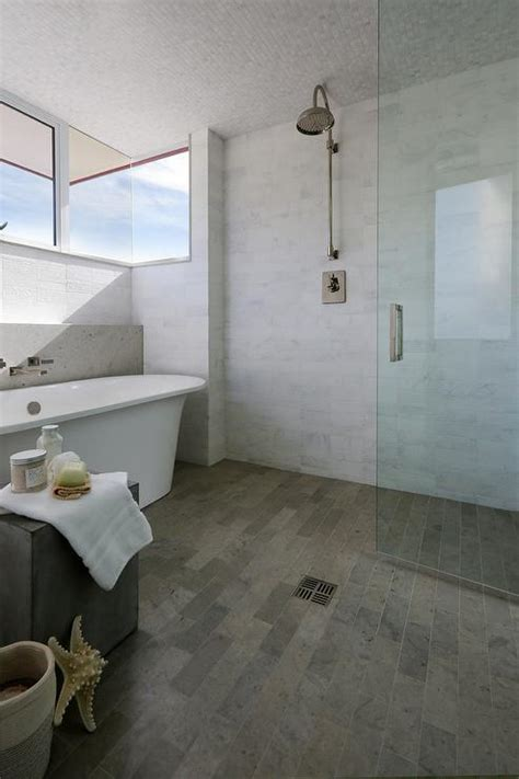 open shower bathroom design industrial bathroom design modern bathroom mell