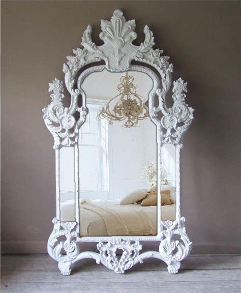 big shabby chic mirrors 25 best baroque mirror ideas on modern