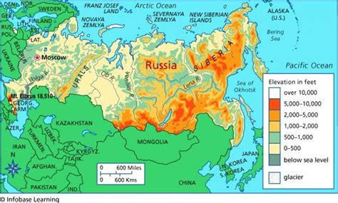 europe elevation map russia elevation map elevation map of russia eastern